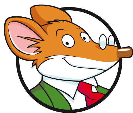 A Cheese-Colored Camper (Geronimo Stilton, No. 16)